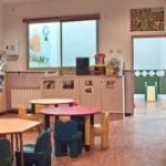 aula multiples usos guarderia la cometa en Usera madrid